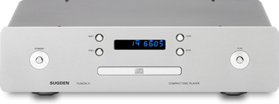 Masterclass PDT-4f Fusion CD PLayer.